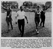 1967/68 Eppenhoff 1. Training