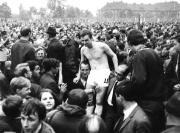 1968 Pokalhalbfinale - Torschütze Werner Balte