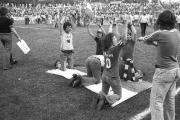 1975/76 VfL - KSC 4-2 Fans feiern
