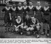 1954/55 Mannschaftsbild