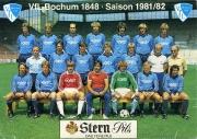 Saison 1981/82