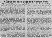 1949/50 - 2.Liga West 2 - VfL Bochum - Hombruch 09 5-1