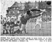 1960/61 OL West - VfL Bochum - Hamborn 07 1-4