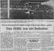 1973/74 VfL-Hannover 3-1