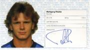 1982/83 Scheckheft Wolfgang Patzke