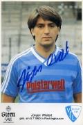 1985/86 Jürgen Wielert