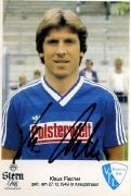 1985/86 Klaus Fischer 1