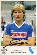 1985/86 Lothar Woelk