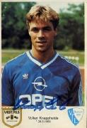1986/87 Volker Knappheide