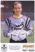 1991/92 Gräflinger Atlantis Andreas Wessels