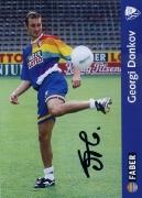 1997/98 Faber Georgi Donkov