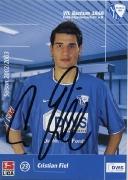 2002/03 mit DWS Cristian Fiel