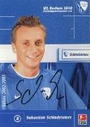 2002/03 Ohne DWS Sebastian Schindzielorz