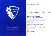 1978 Ticket Winterball