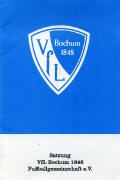 1990 Satzung VfL Bochum