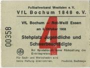 1968/69 Tickets