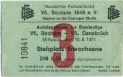1970/71 VfL Osnabrück AR