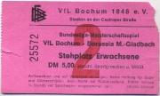 1971/72 Tickets