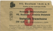 1971/72 Arminia Bielefeld