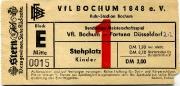 1978/79 Tickets