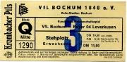 1984/85 Bayer Leverkusen