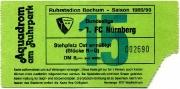 1989/90 1.FC Nürnberg