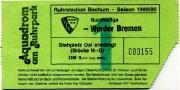 1989/90 Werder Bremen