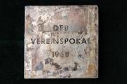 1968 DFB-Medaille zum Vize-Pokaltitel