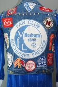 1977 - 82 Kutte Fan-Club Bochumer Freunde