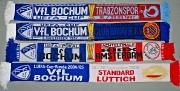 Schalsammlung Uefa-Cup