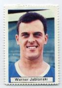 1967/68 Sicker Werner Jablonski