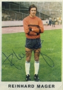 1975/76 Reinhard Mager