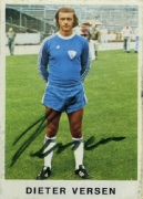 1975/76 Dieter Versen