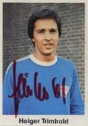 1976/77 Holger Trimhold