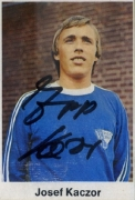 1976/77 Josef Kaczor