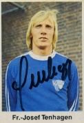 1976/77 Franz-Josef Tenhagen