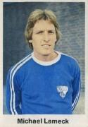 1976/77 Michael Lameck
