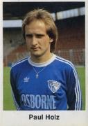 1977/78 G Paul Holz