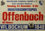 1973/74 Kickers Offenbach