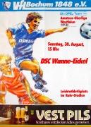 1987/88 VfL Amat. - DSC Wanne-Eickel
