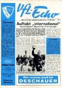 1969/70 VfL Echo 1 Slavia Sofia
