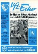 1972/73 VfL Echo