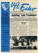 1976/77 VfL Echo