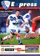 1995/96 - 5 1.FC Nürnberg