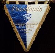 1988 Pokalfinale Übergabewimpel