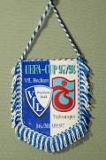 Wimpel 1997 Uefa-Cup Trabzon