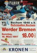 1996/97 Werder Bremen