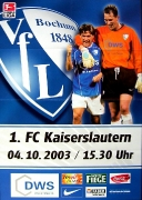 2003/04 1.FC Kaiserslautern