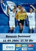 2004/05 Borussia Dortmund